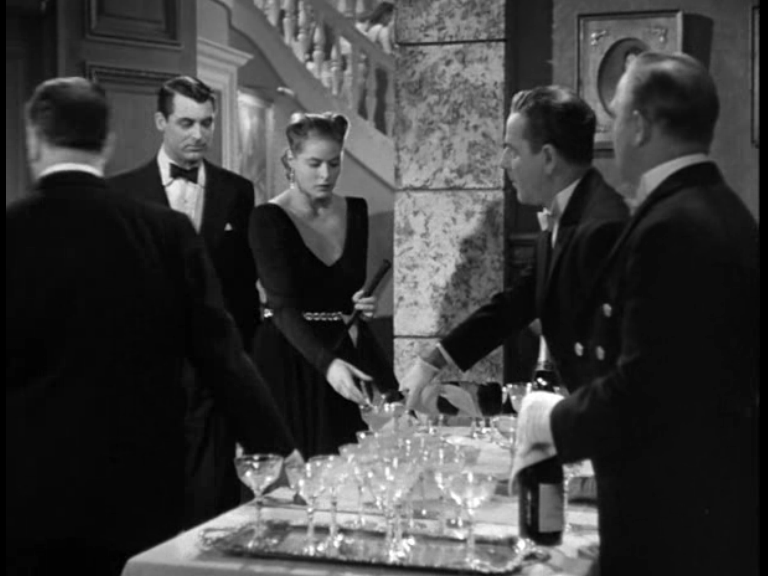 a comprehensive movie analysis of notorious by alfred hitchcock Inside, around and about notorious af atmosphere of the film can remain satisfied for long with this analysis than alfred hitchcock's notorious facts.
