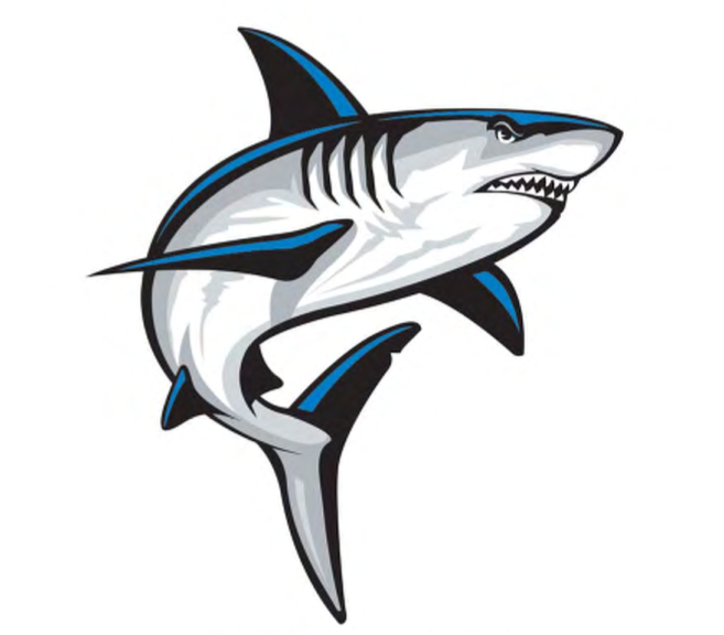 Sharks football logo - photo#26