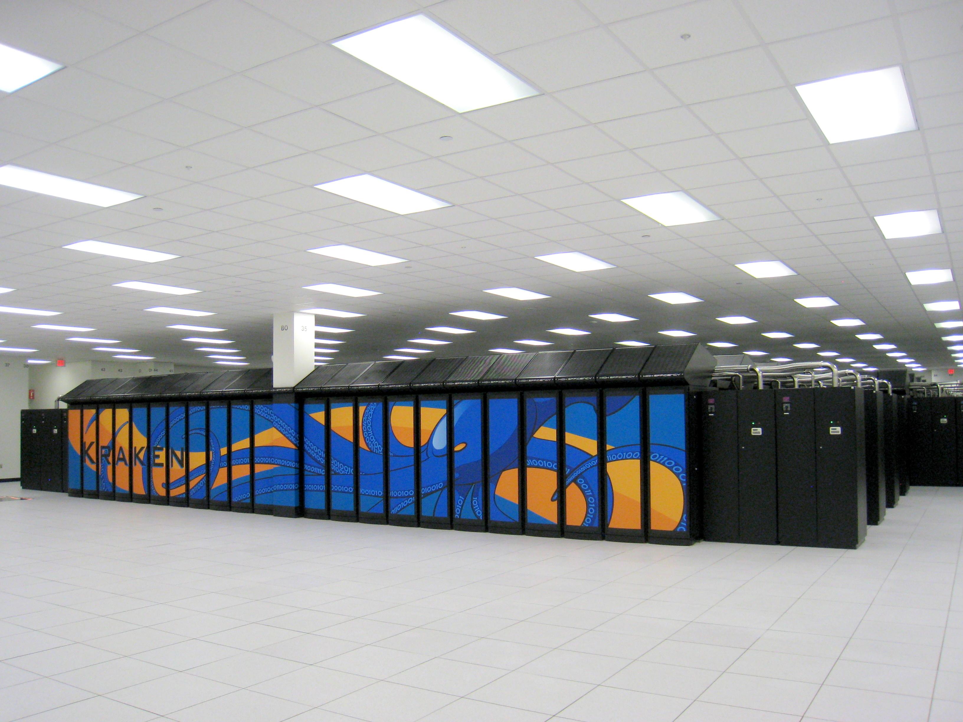 В последние несколько лет производительность компьютеров развивается в