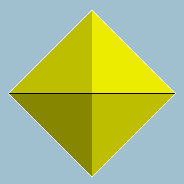 Octahedron In Real Life