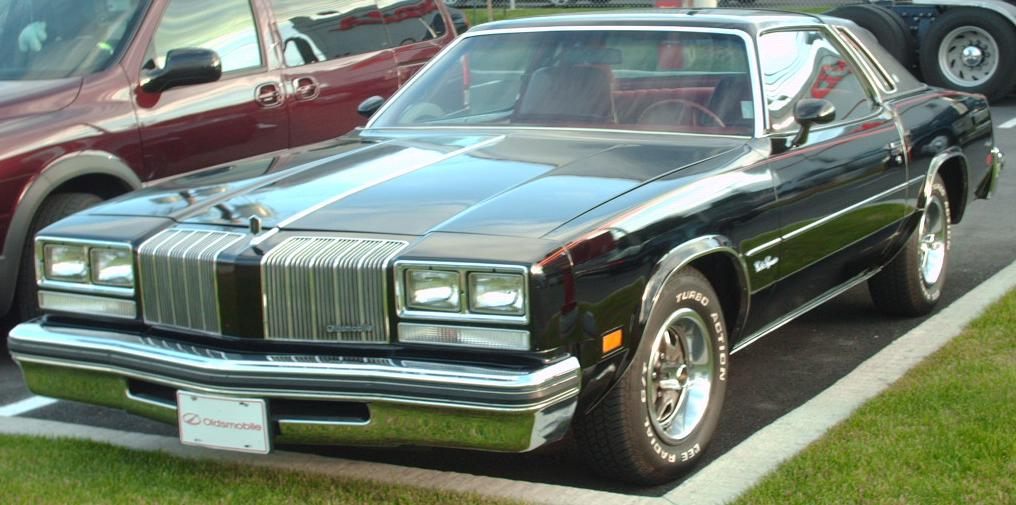 Oldsmobile cutlass for 1975 oldsmobile omega salon