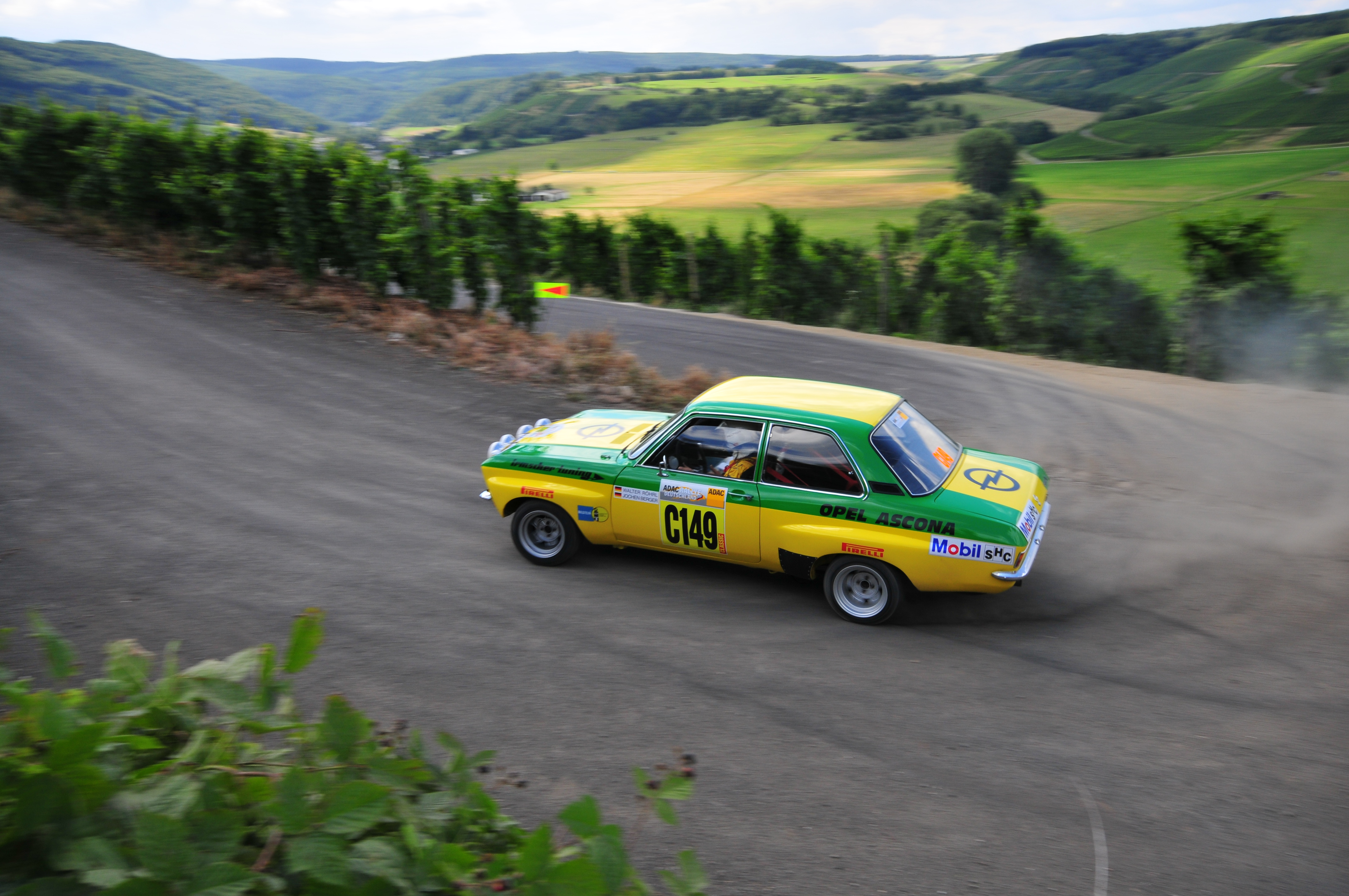 The Opel Rekord was a large family car/executive car which was built in several generations by the German car...