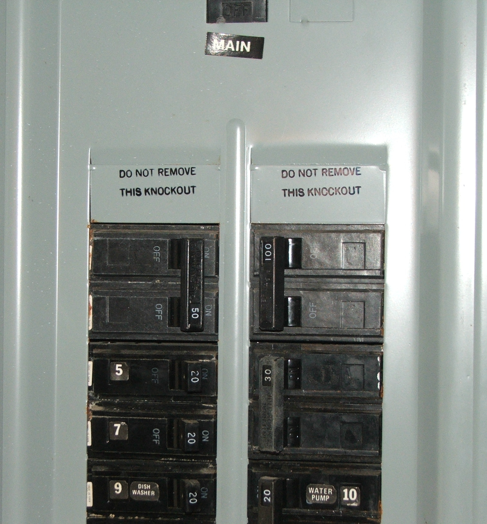 Distribution Board