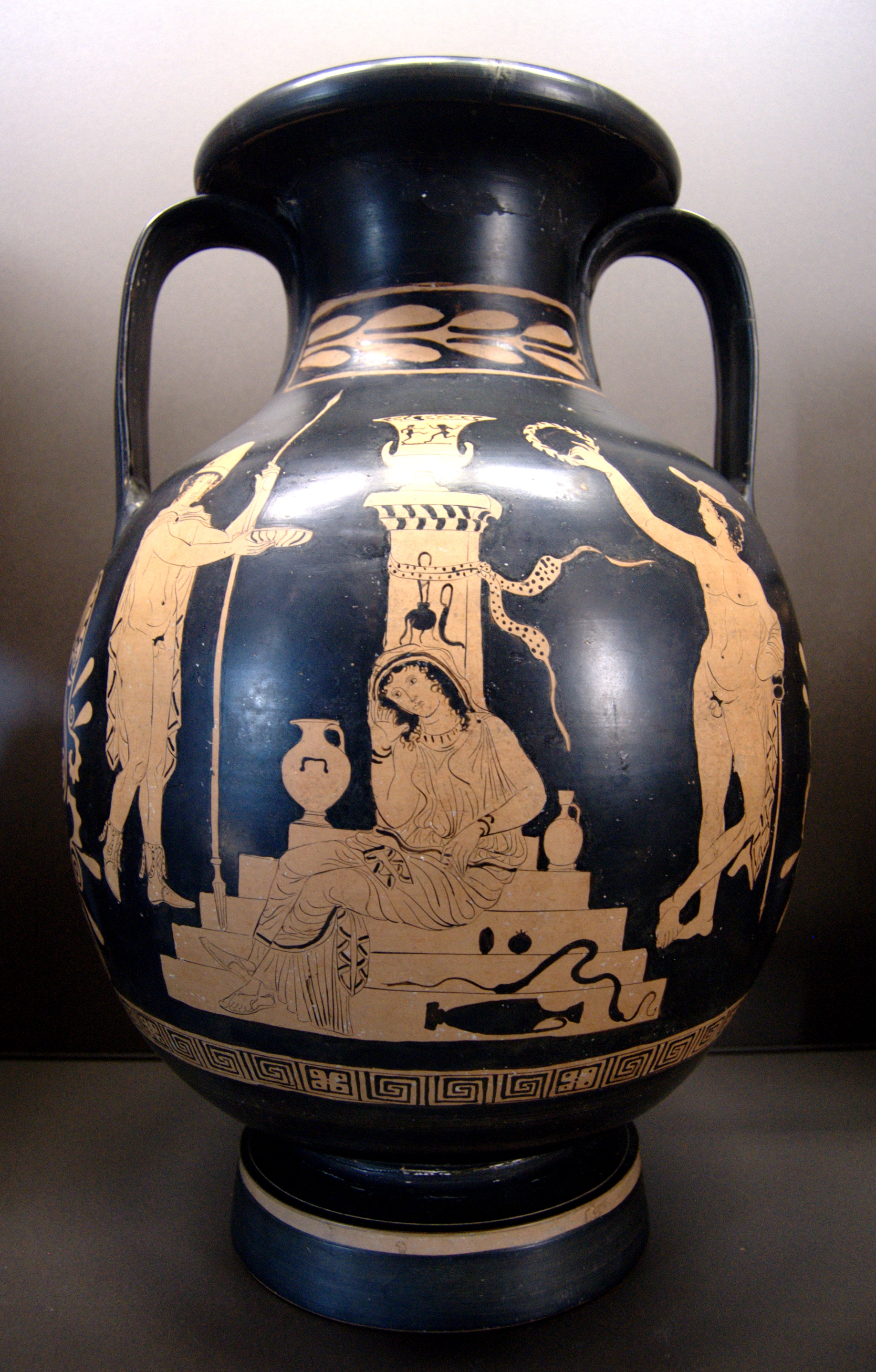 an analysis of the character of agamemnon the oresteia Analysis of aeschylus agamemnon  and agamemnon of the oresteia trilogy, aeschylus constructs an over-arching metaphor for elements of the new athenian democracy .