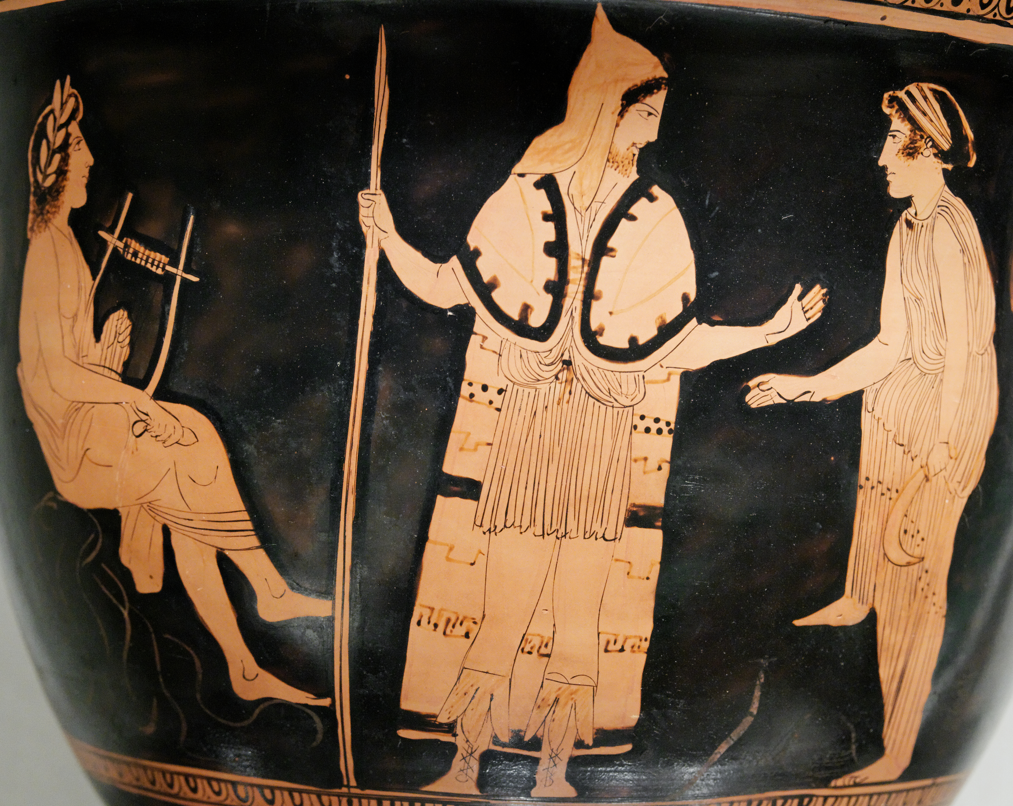 An analysis of the figure of hesiod an ancient greek poet