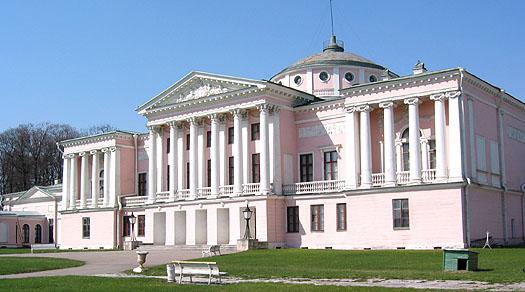 Ostankino palace for Main architectural styles
