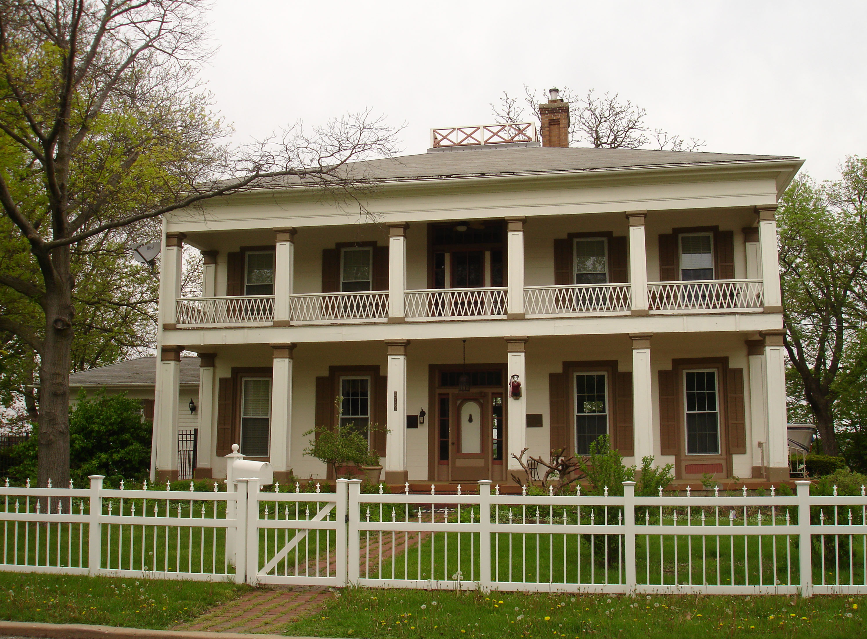 National Register Of Historic Places Listings In Lasalle