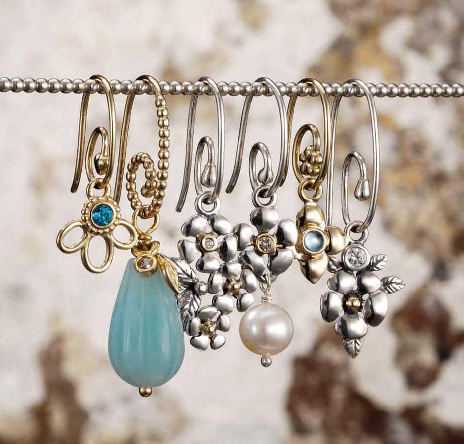 Pandora Compose Earrings: Pandora (jewelry
