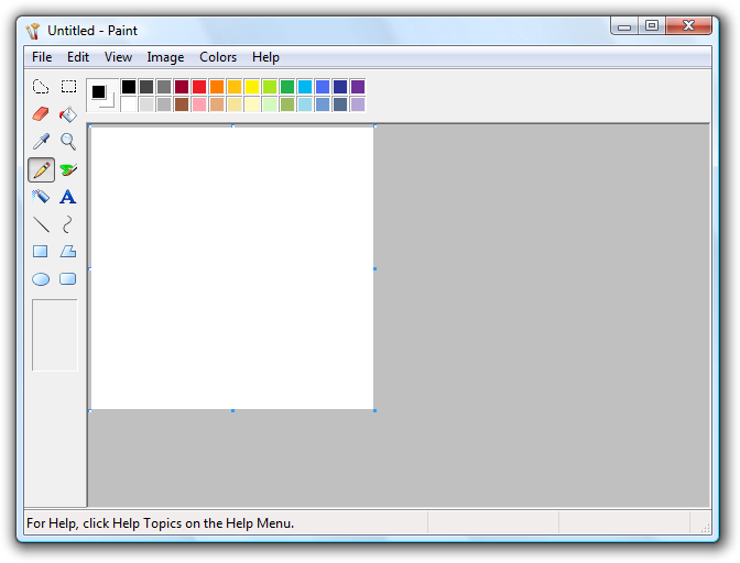 Paint software for Microsoft paint download