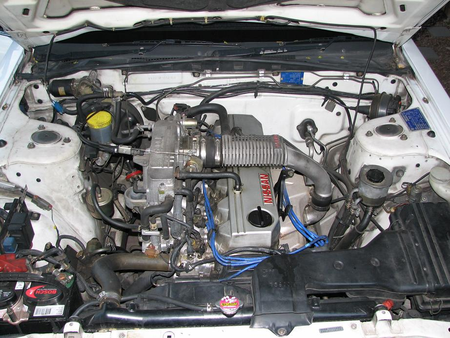 Nissan Rb Engine