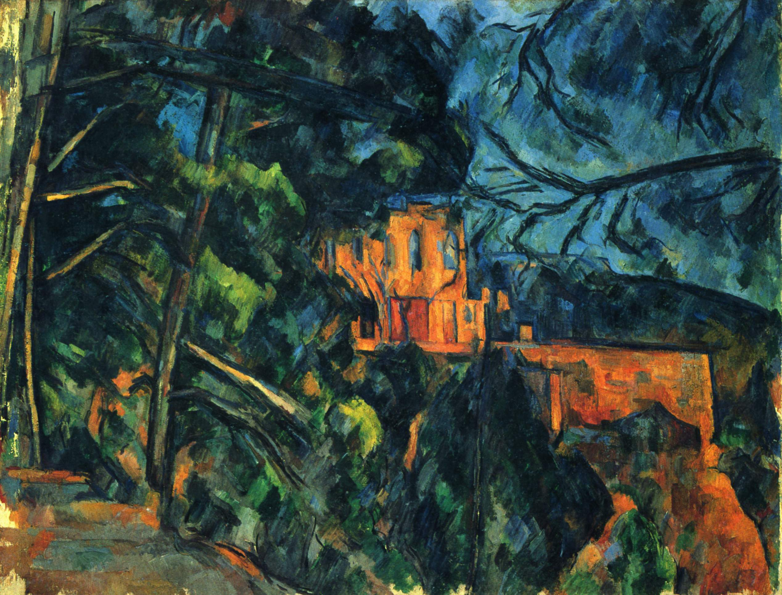 merleau ponty essay cezanne In his essay cézanne's doubt, in which he identifies paul cézanne's impressionistic theory of painting as analogous to his own concept of radical reflection, the attempt to return to, and reflect on, prereflective consciousness, merleau-ponty identifies science as the opposite of art in merleau-ponty's account, whereas art is.
