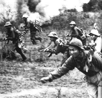 Viet Cong and PAVN battle tactics