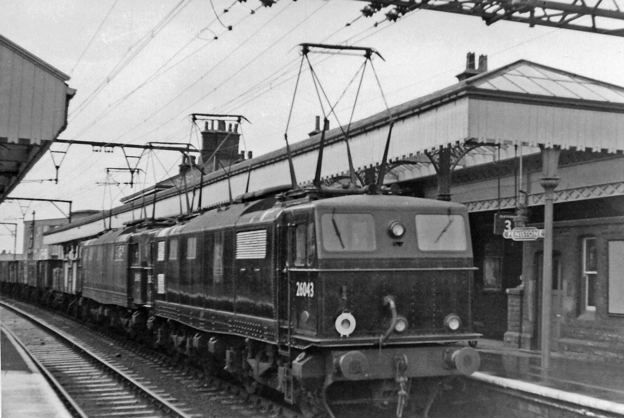 Manchester Sheffield Wath Electric Railway