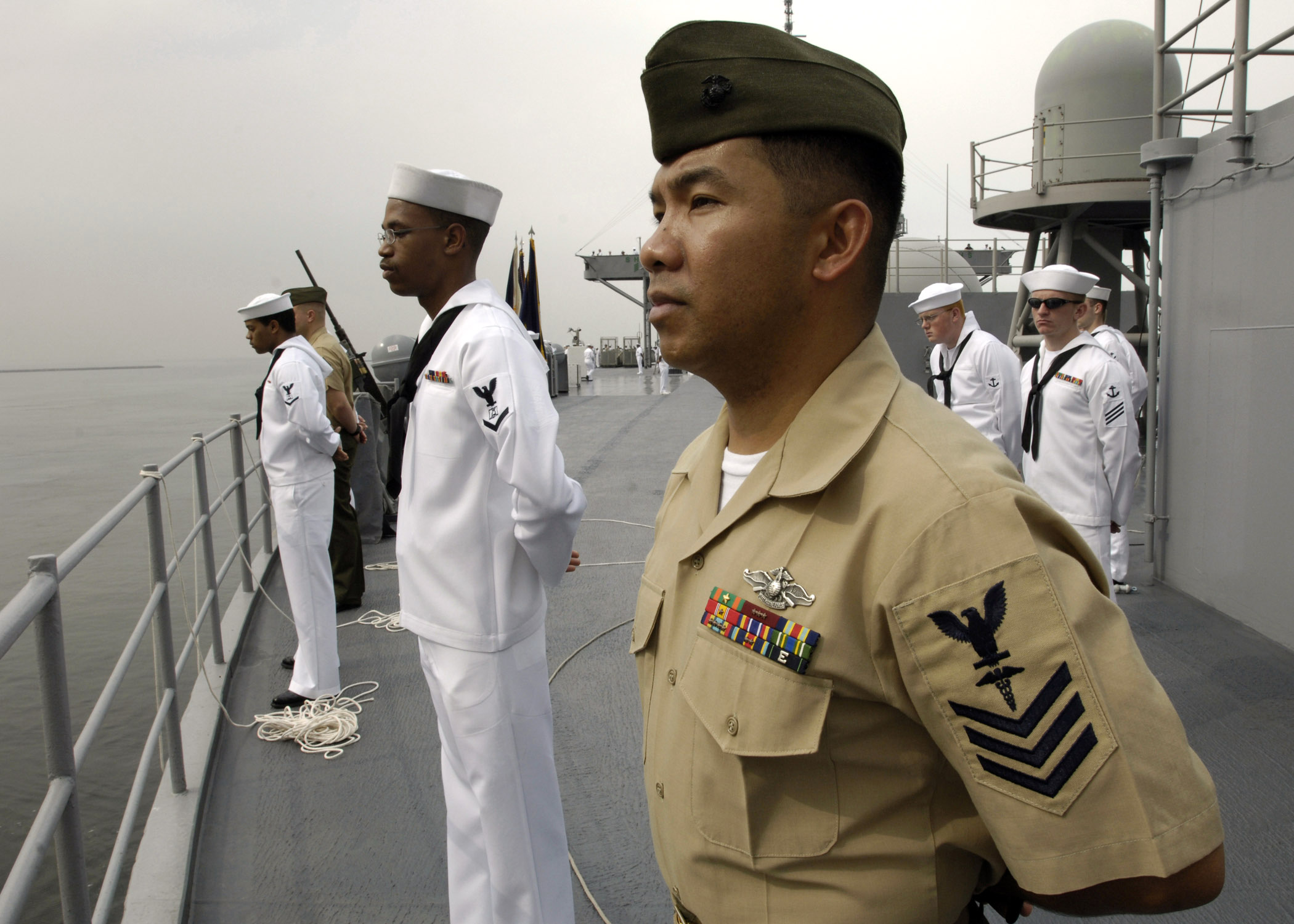 See also: Uniforms of the United States Marine Corps