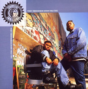 Pete Rock & CL Smooth - T.R.O.Y. [VLS] (1992)