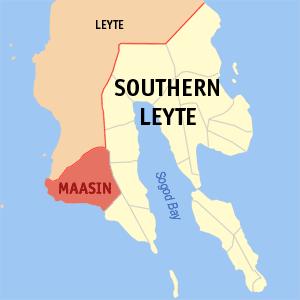 Southern Leyte  Wikipedia
