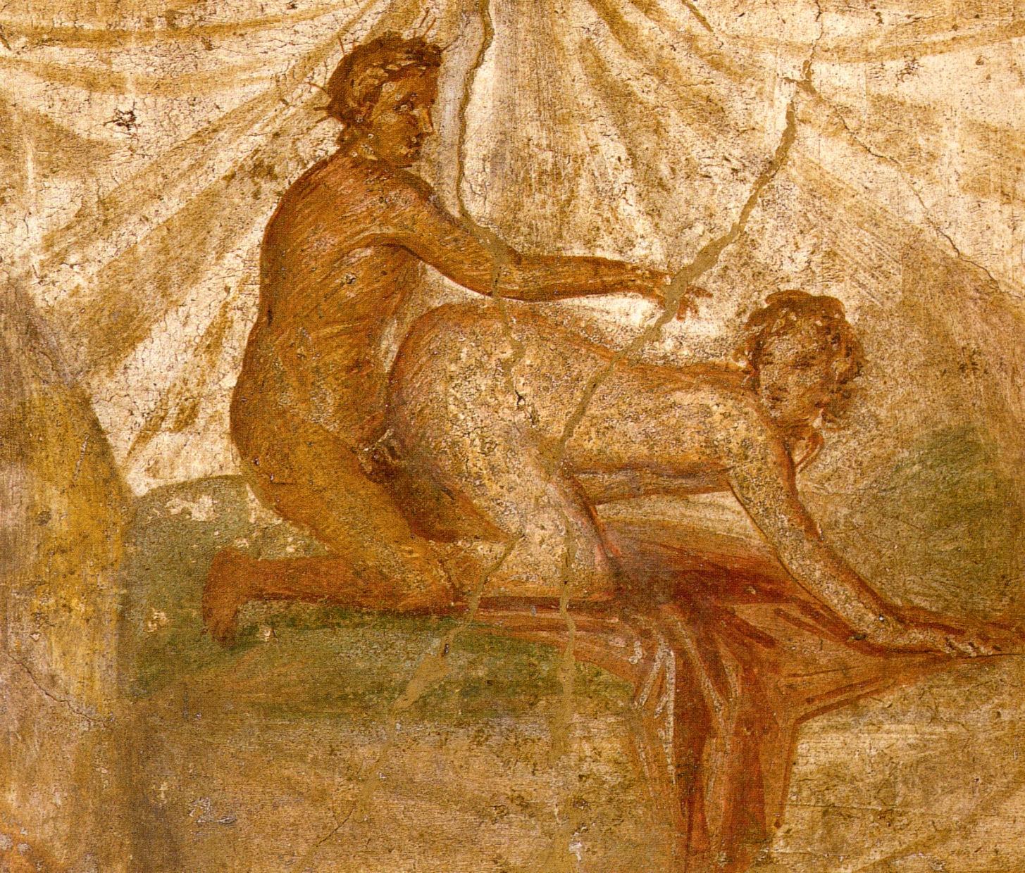 Секс оргии в древнем мире 19 фотография