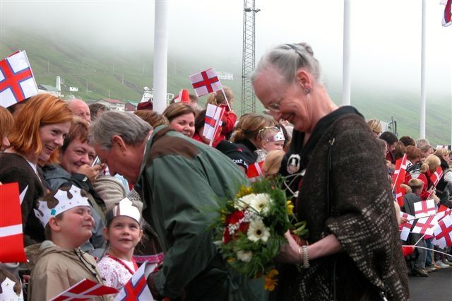 Queen Margrethe Lord Of The Rings