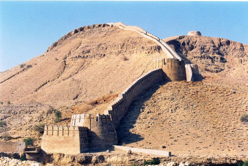 Ranikot Fort Pakistan Ranikot Fort 07a Jpg