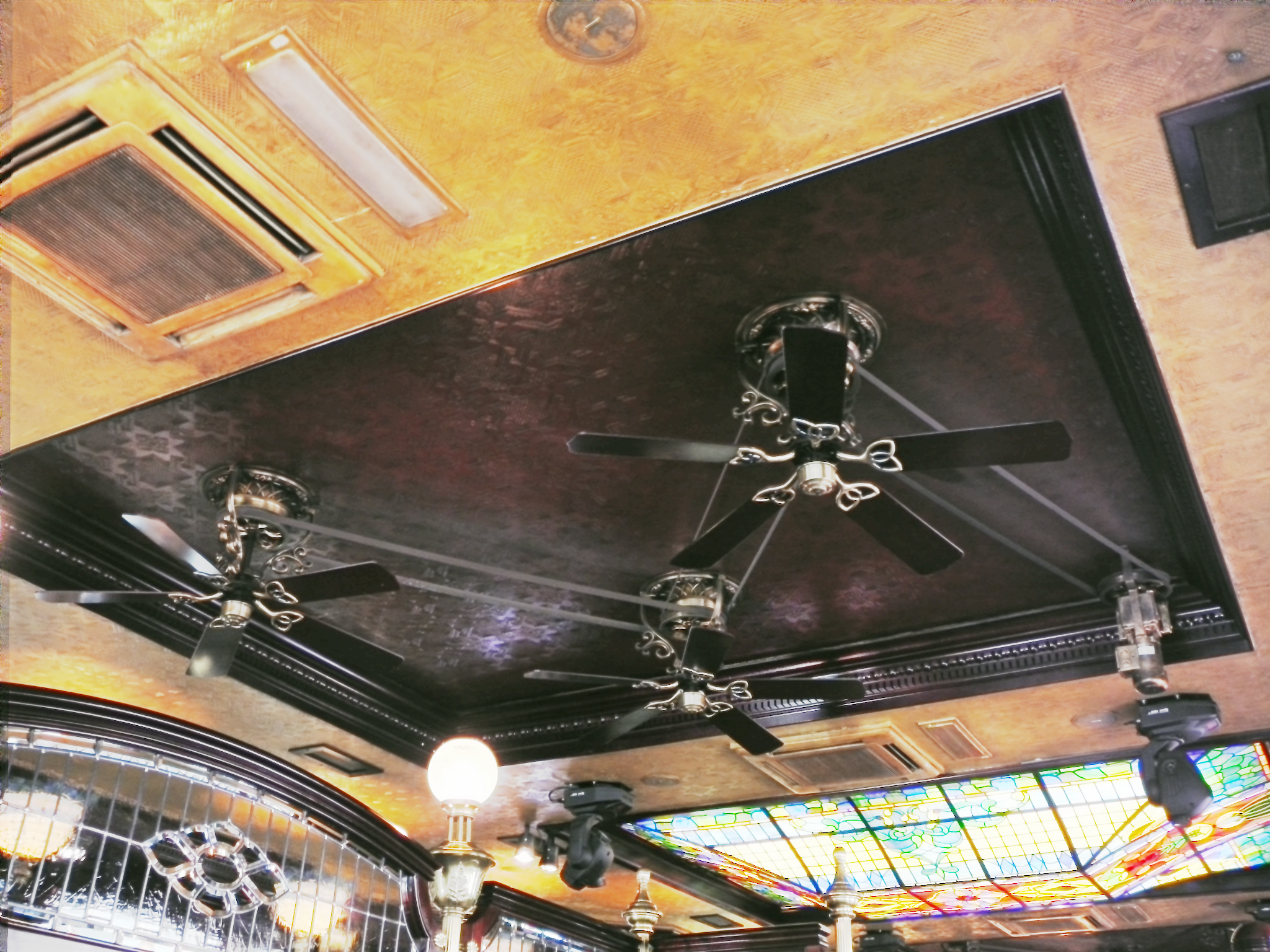 Water Powered Ceiling Fan : Ceiling fan