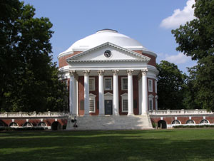 UVa's strict code against plagiarism doesn't apply to its founder blatantly copying ancient greek temples or mimicing John Locke.