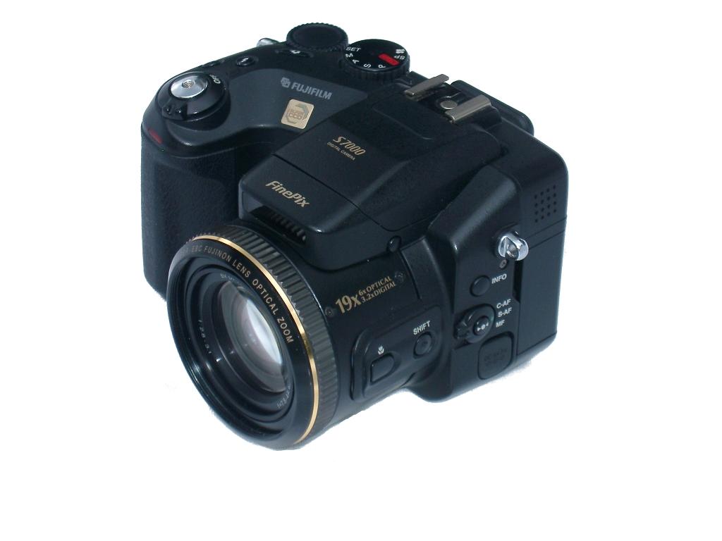 Fujifilm finepix s7000 manuals.