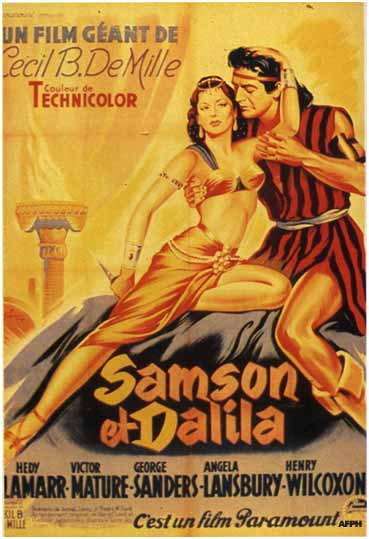 Samson and Delilah (1949 film)