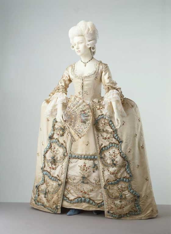 1750 1795 In Fashion