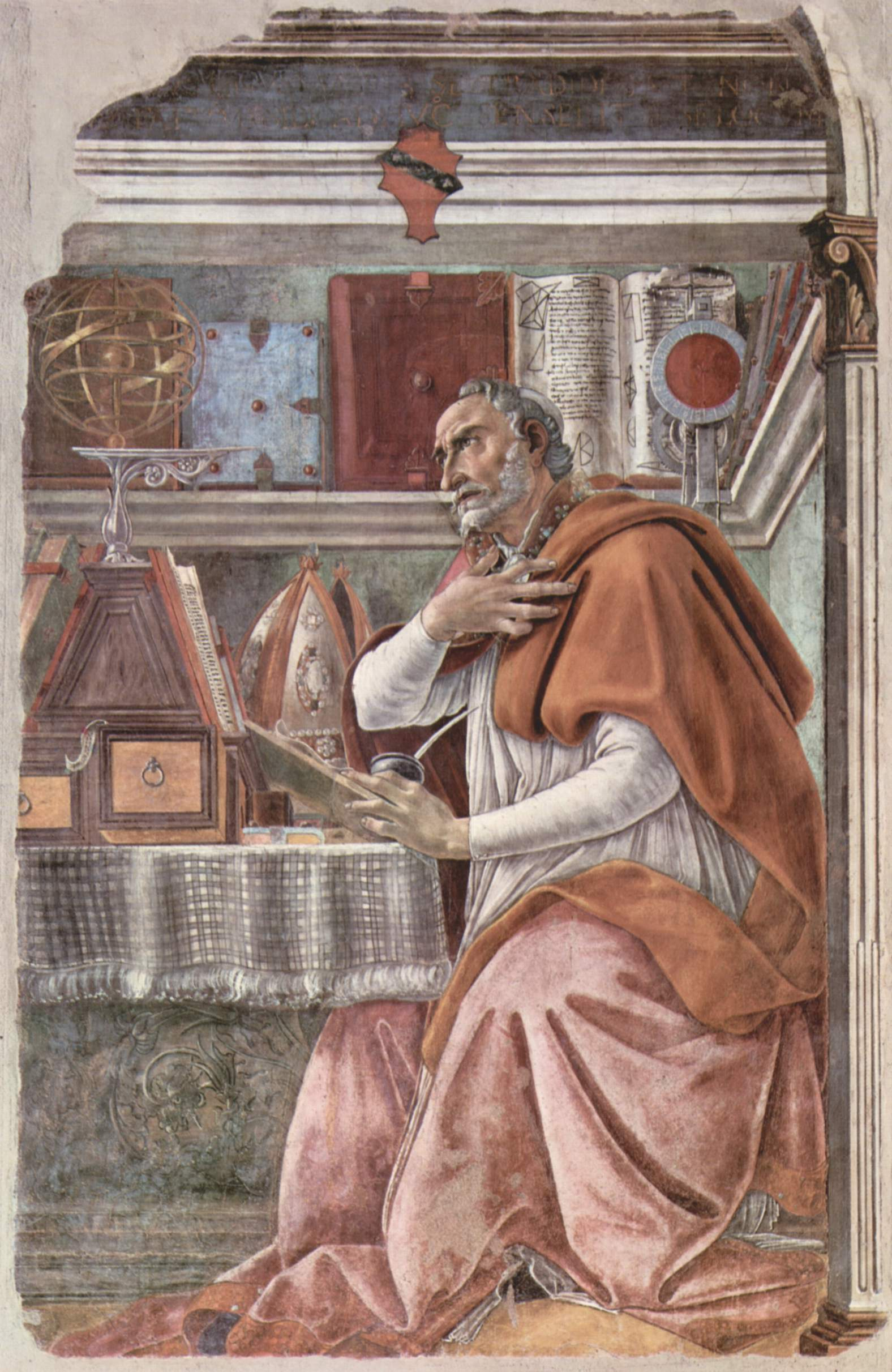 plato and aristotle influence augustine and aquinas Augustine did not distinguish between philosophy and theology while aquinas clearly distinguished between them perhaps influenced by his embracement of the thoughts and writings of aristotle and plato and deeply involved in unifying them with the catholic dogma.
