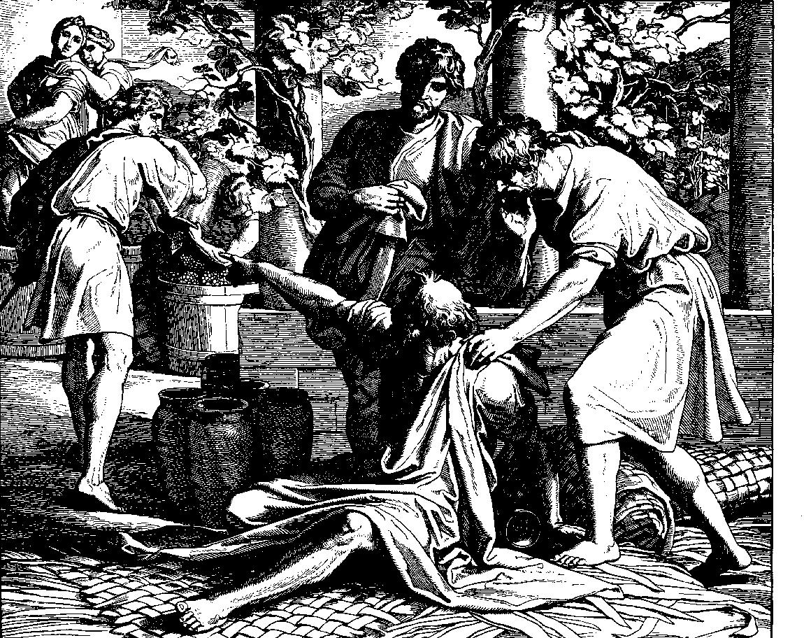 Рисунки порно на библейские сюжеты 22 фотография
