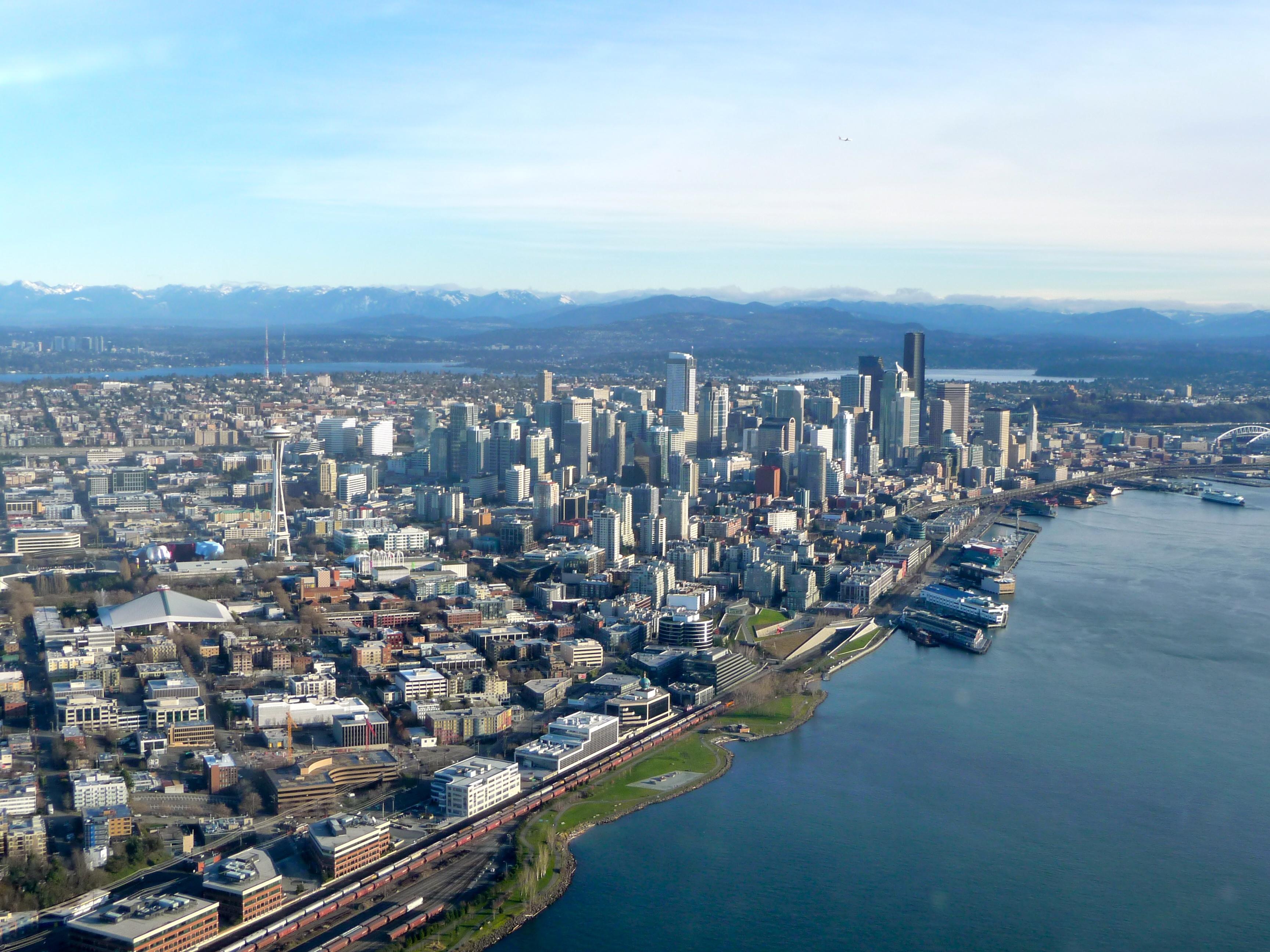 List Of Cities In Washington