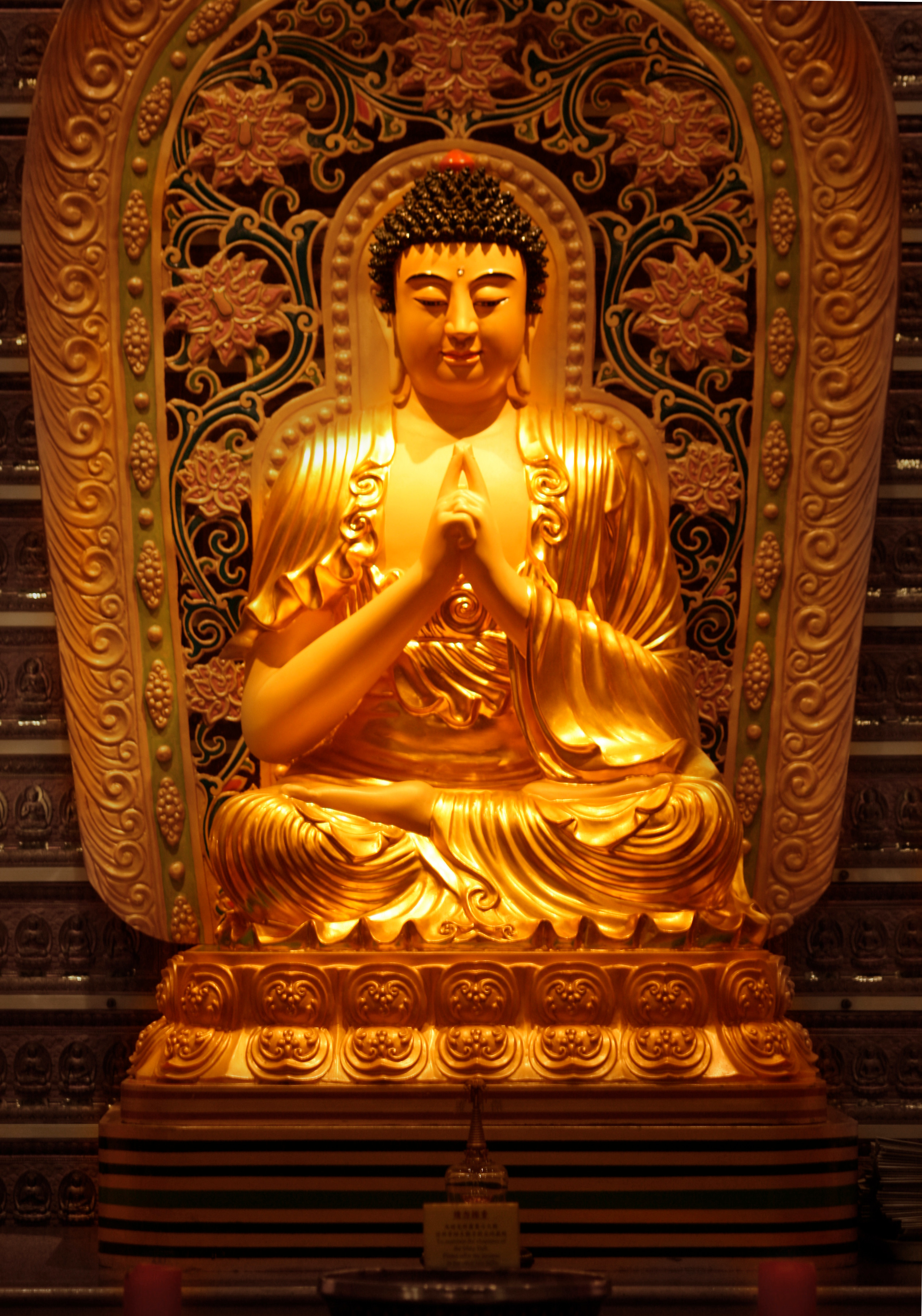 buddhism in asian In mahayana buddhism in central asia and in buddhas carved along the silk road before the end of the tang dynasty, he is depicted as being strong and healthy like a greek god in modern china, the  happy buddha  is most commonly seen.