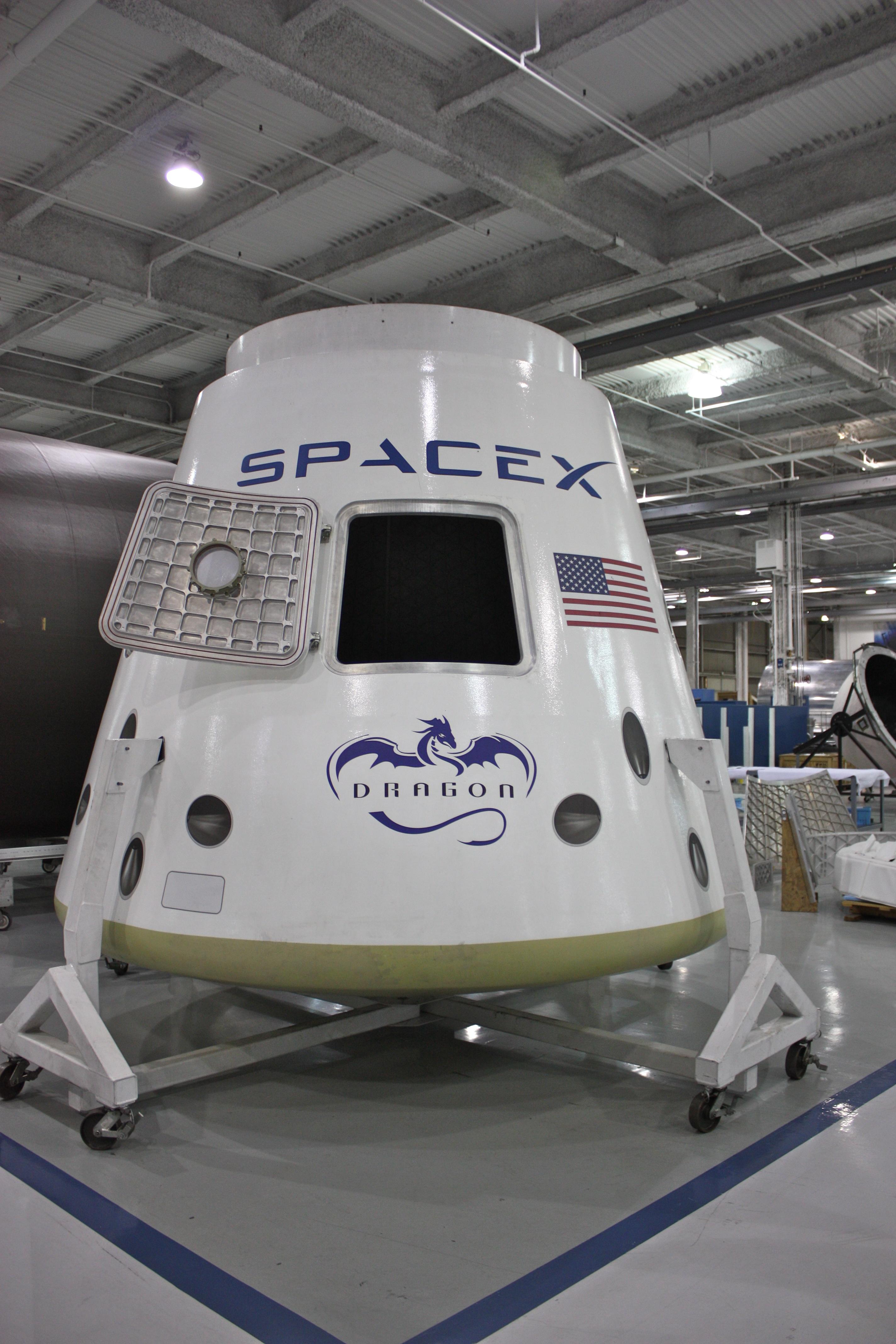Dragon (spacecraft)