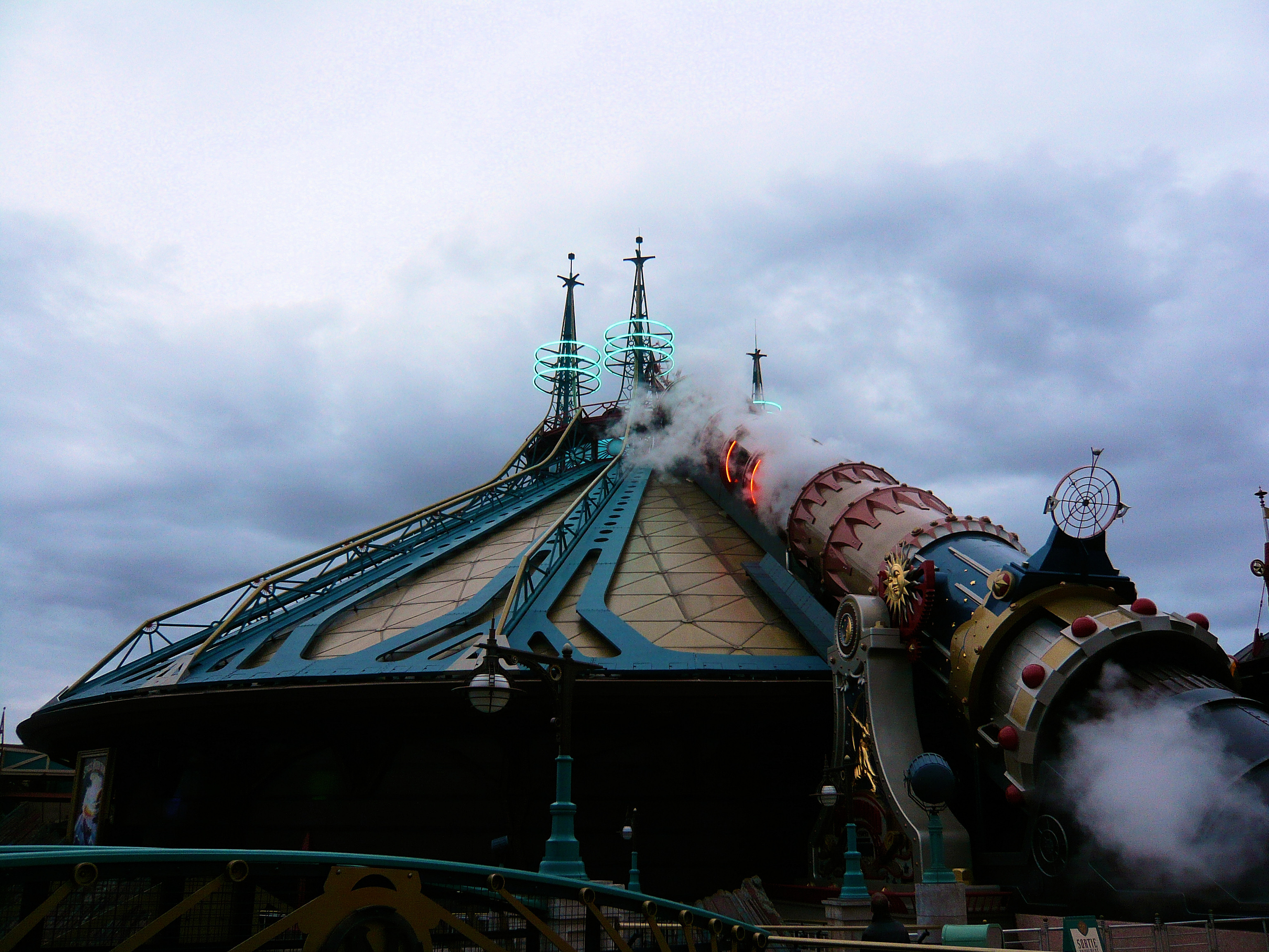space mountain mission 1 - photo #29