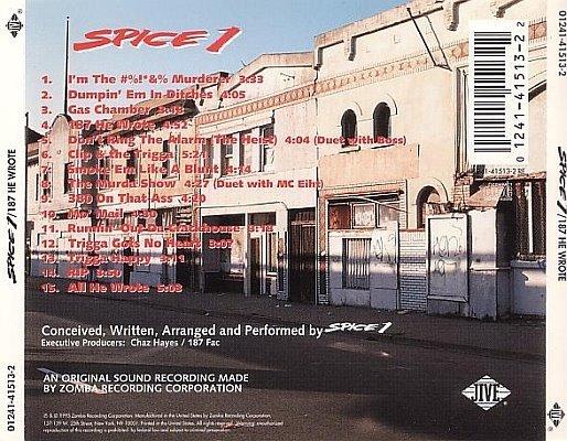 Spice 1 - Rip