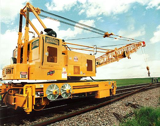 Crane Railroad