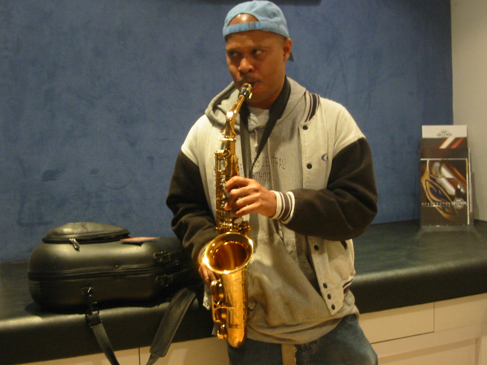 Steve Coleman Net Worth