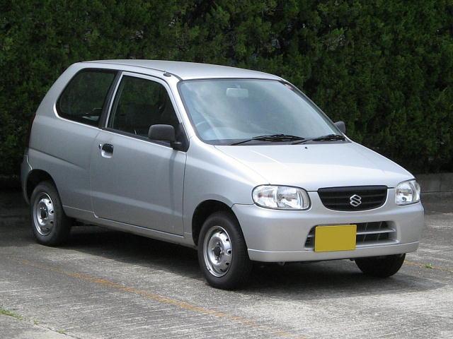 Mazda Carol Vs Suzuki Alto