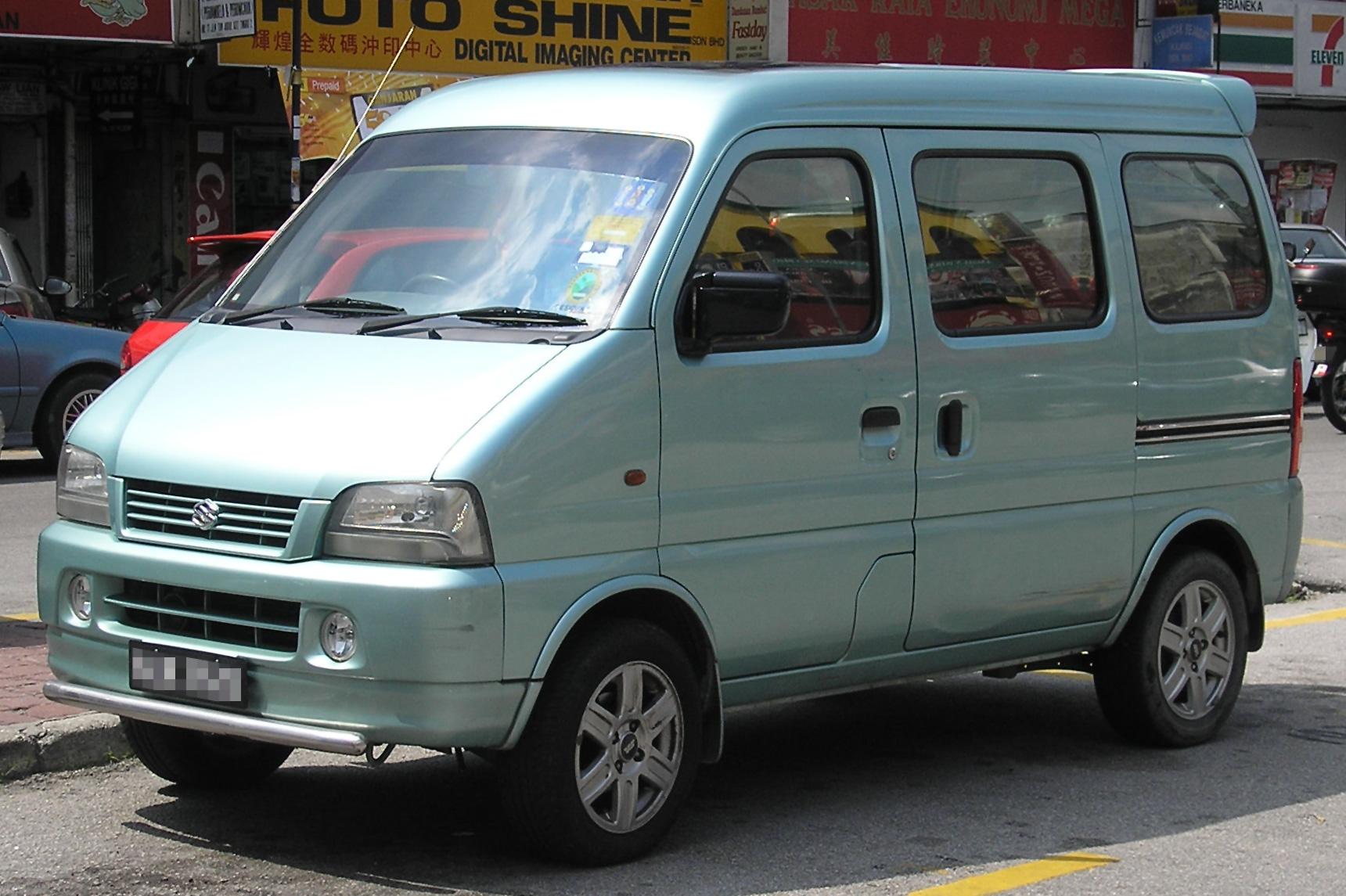 Suzuki Mini Van X For Sale