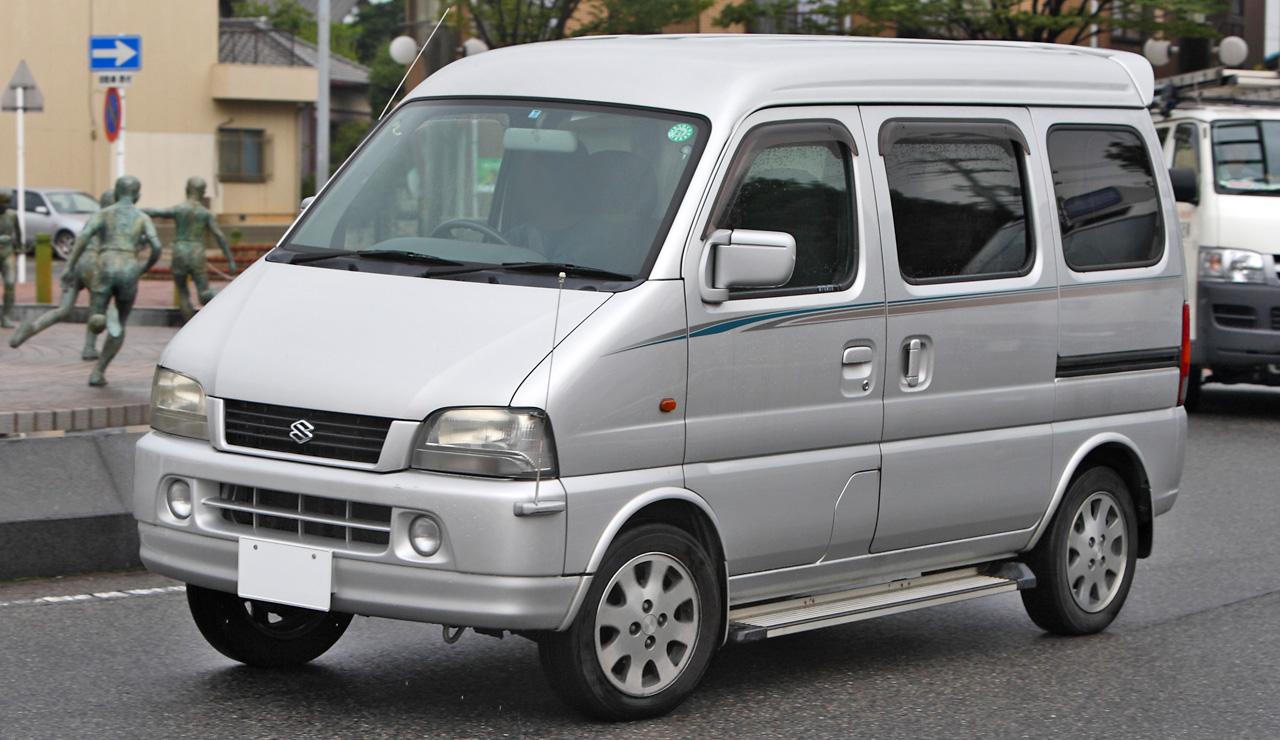 Mazda Scrum Vs Suzuki Every