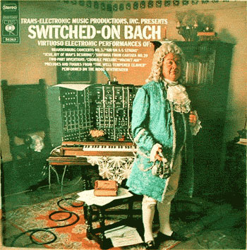 Infobox Album | Name = Switched-On Bach Type = Album Artist = Walter Carlos