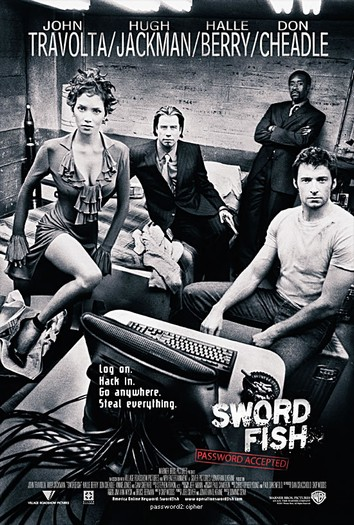Swordfish movie Filme A Senha : Swordfish – Dublado