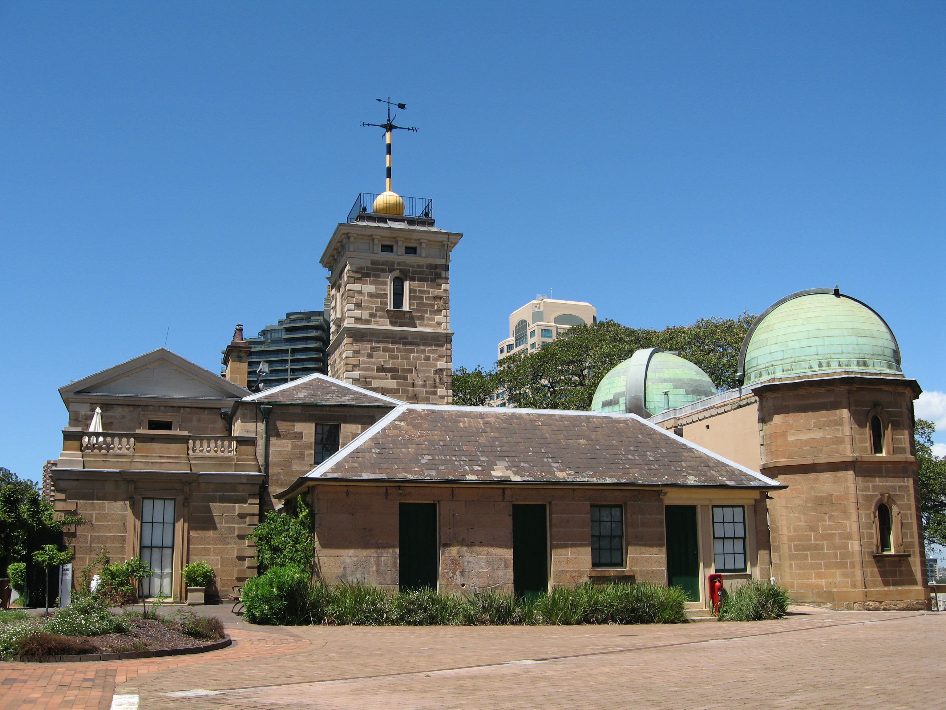 observatory hill sydney australia - photo#22