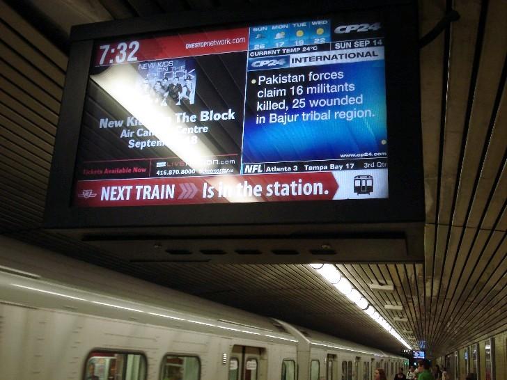 TTC Alerts Wikipedia: Toronto Transit Commission