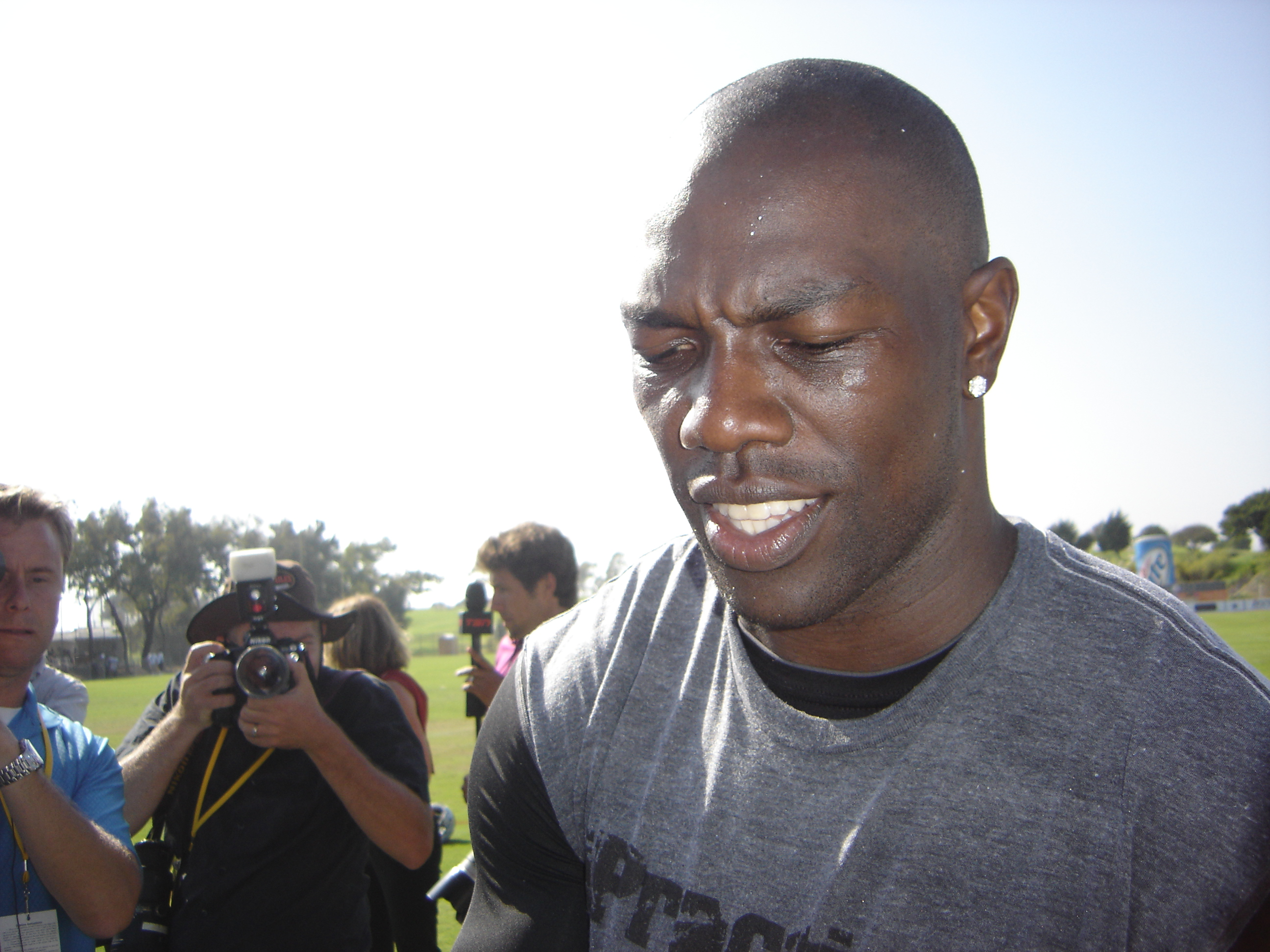 TERRELL OWENS IS NBA ASG CELEBRITY MVP! | k1x.com