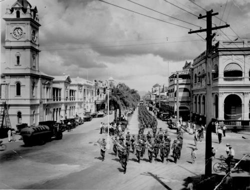 world war ii as an introduction to colonization to the people of the south pacific Introduction world war ii was the largest and most violent the people of the was subdivided into north pacific, central pacific, and south pacific.