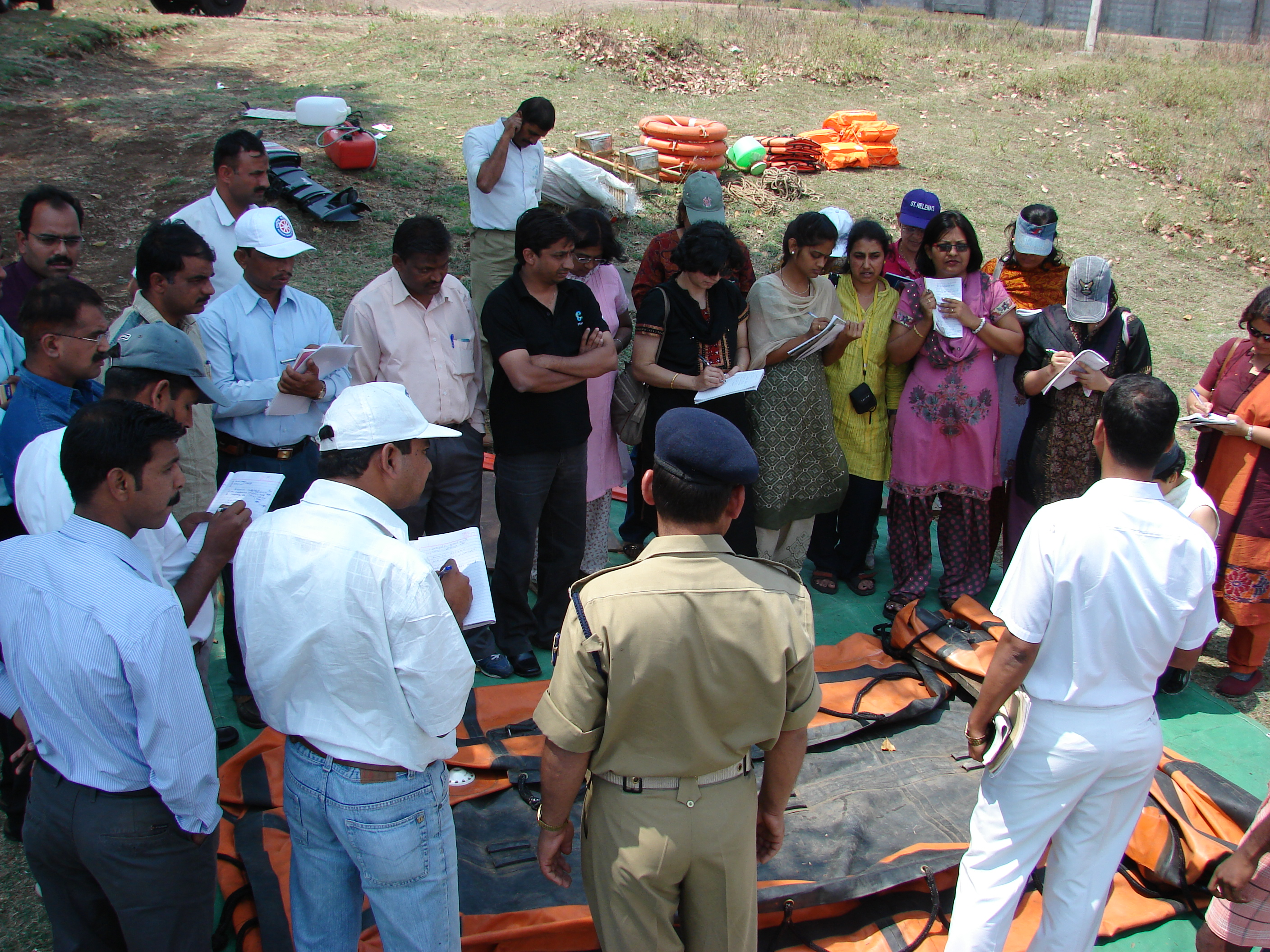 management of mitigation after a calamity essay Disaster management, and disaster preparedness as part of a national society's mission,  arrangements and operational plans to be followed after a disaster.
