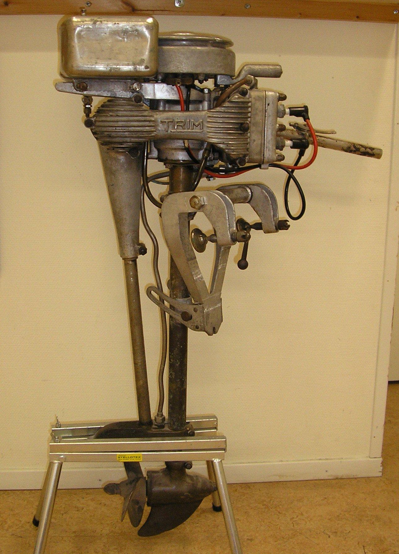 лодочный мотор джонсон википедия
