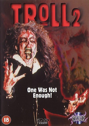 Troll 2 1990 poster cover
