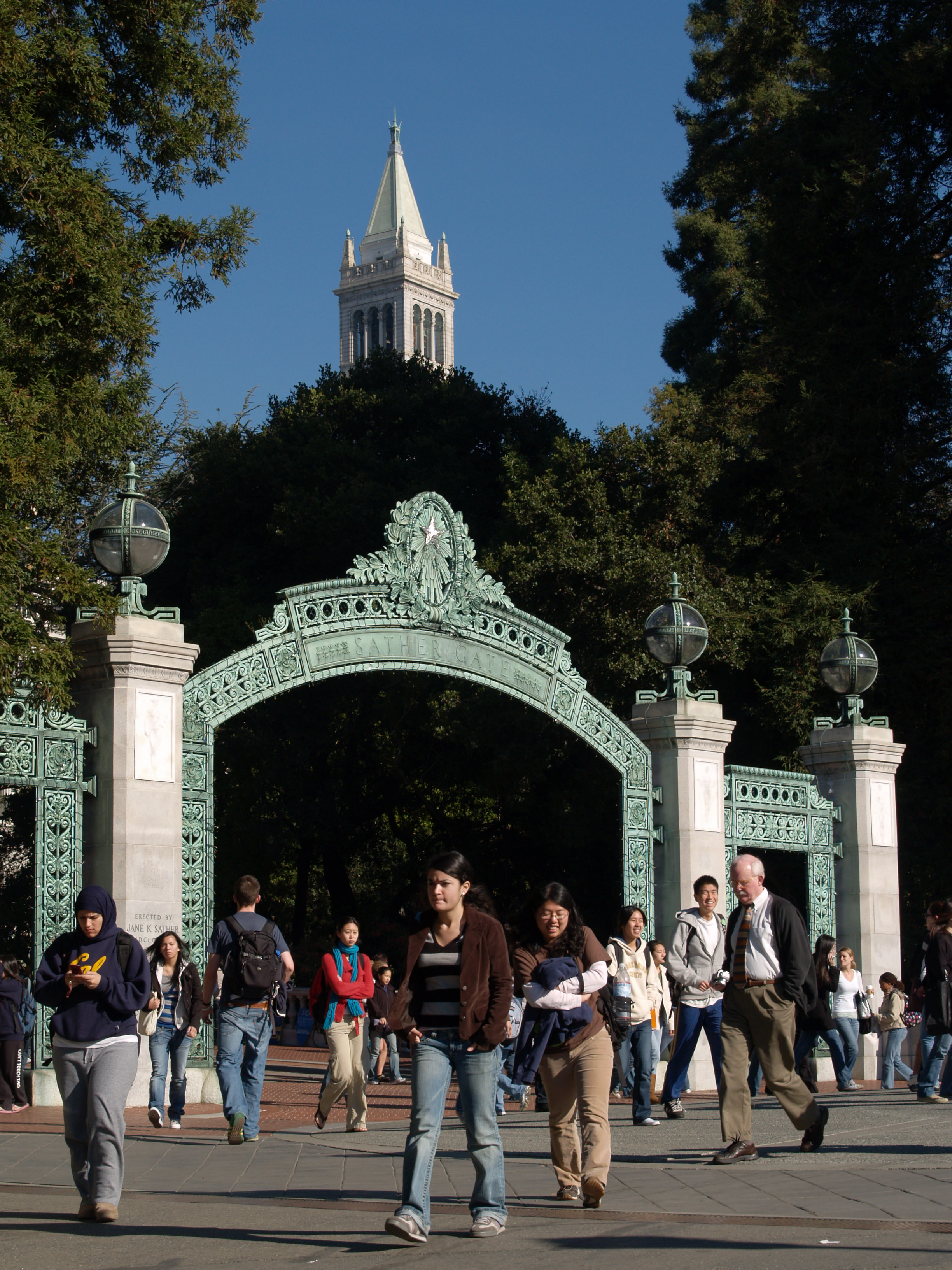 Could I get into UC Berkeley?